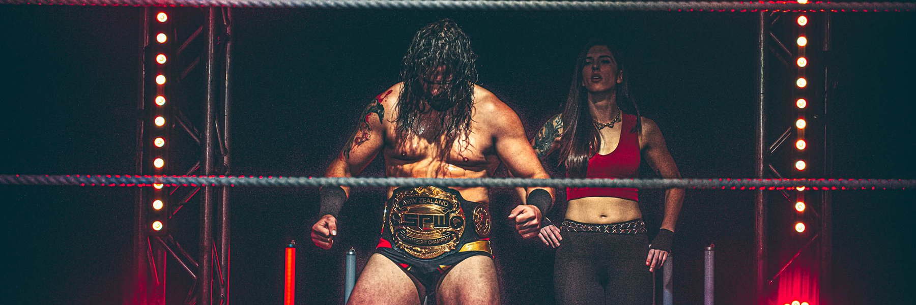 FREE TO WATCH: QUEENSTOWN WRESTLEFEST 2020