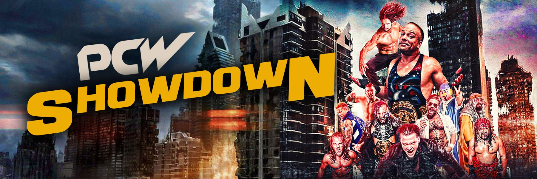 PCW ULTRA | SHOWDOWN: Subscribe $4.99 mo. // Rent $2.99 // Buy $9.99