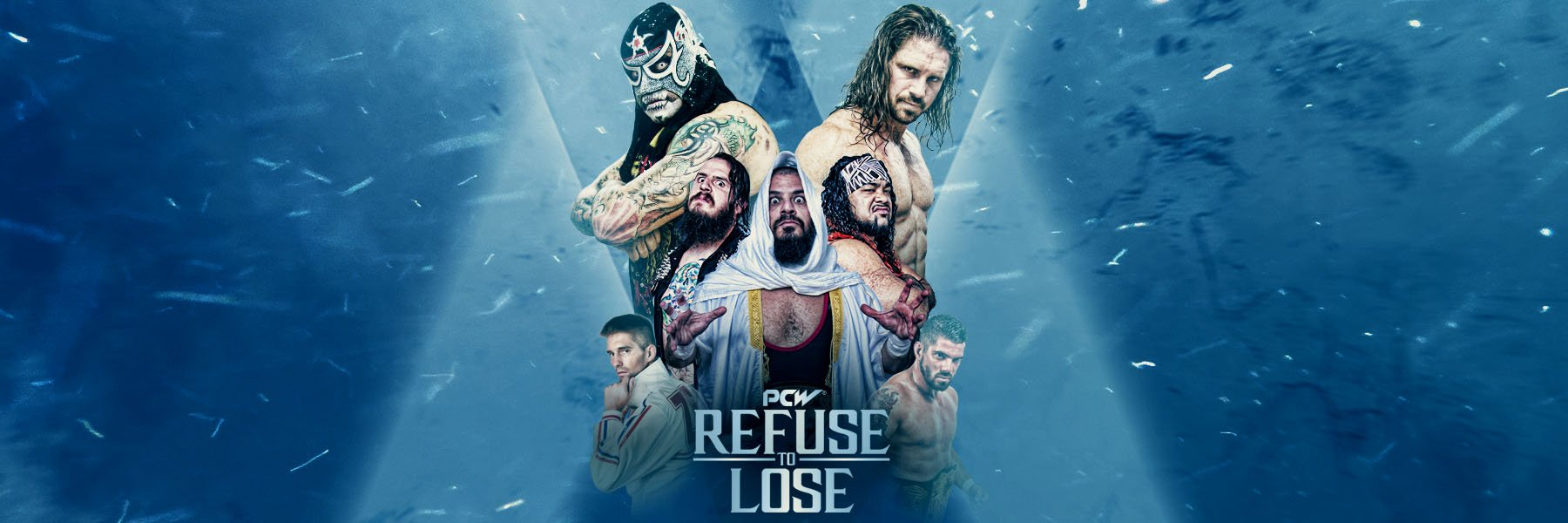 PCW ULTRA | REFUSE TO LOSE: Subscribe $4.99 mo. // Rent $2.99 // Buy $9.99