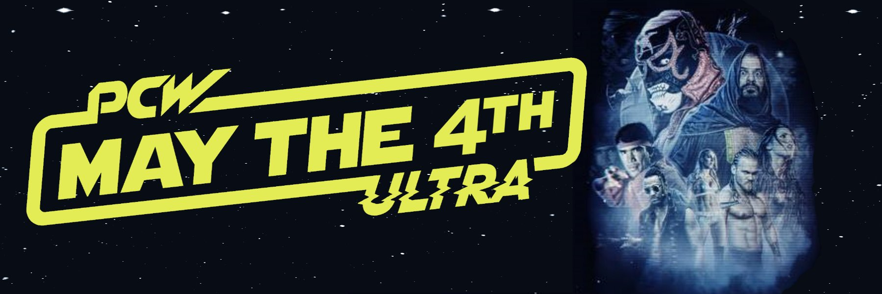 PCW ULTRA | MAY THE 4TH: Subscribe $4.99 mo. // Rent $2.99 // Buy $9.99