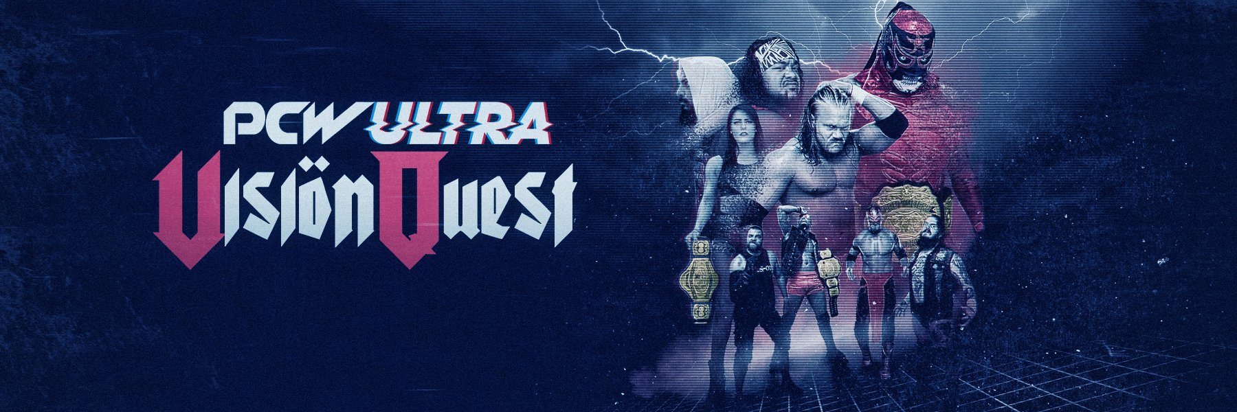 PCW ULTRA | VISION QUEST: Subscribe $4.99 mo. // Rent $2.99 // Buy $9.99