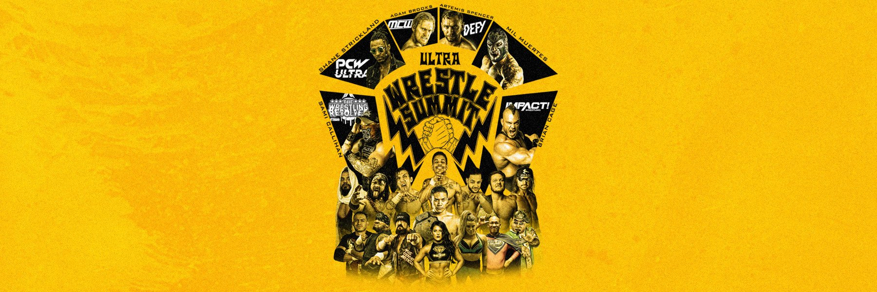 PCW ULTRA | WRESTLE SUMMIT: Subscribe $4.99mo. // Rent $2.99 // Buy $9.99