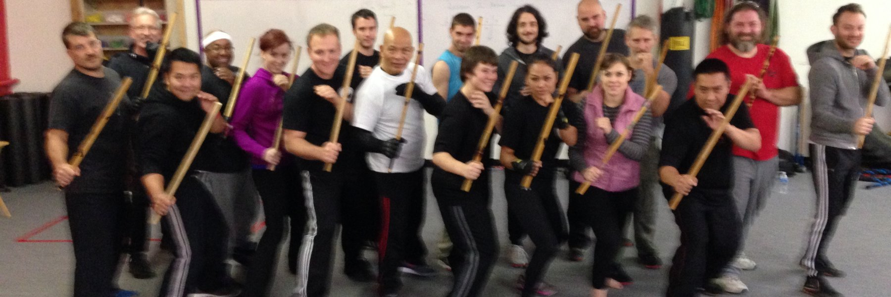 Eskrima teaches You Good Defensive and Offensive Habits !