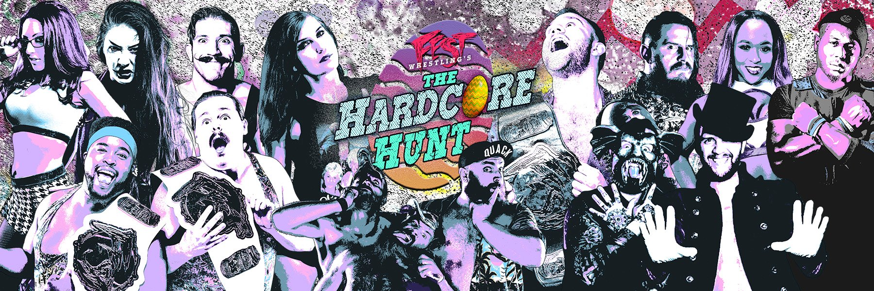 FEST Wrestling - The Hardcore Hunt 3.31.18 - NOW AVAILABLE