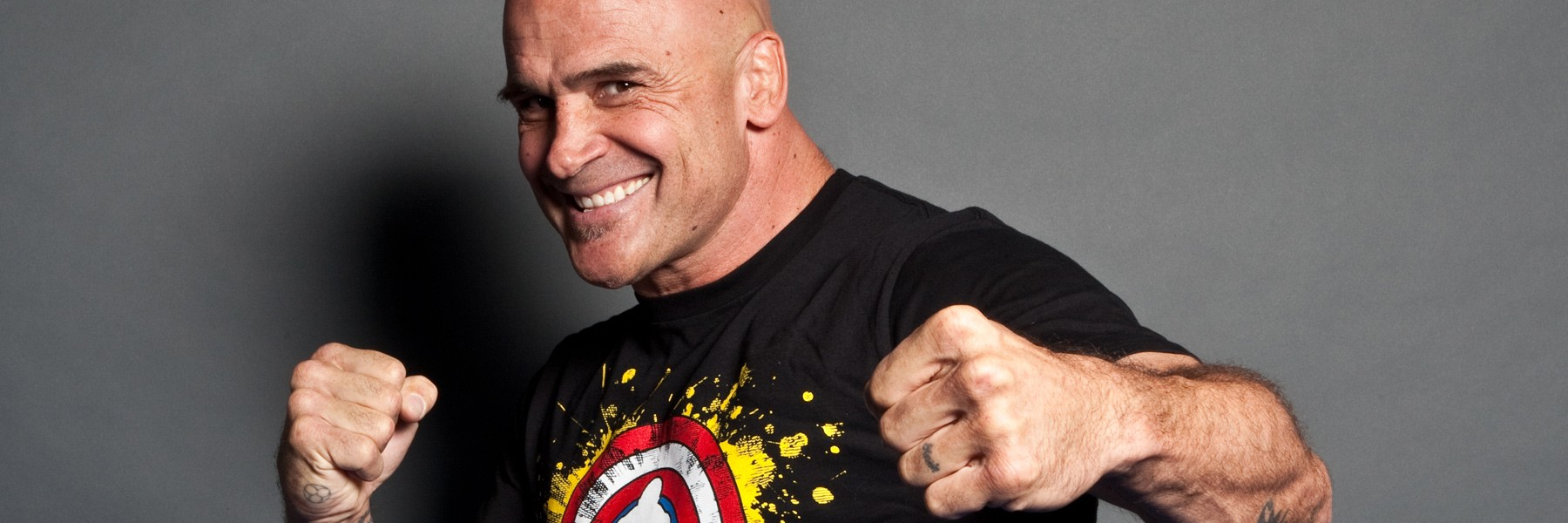 Hardcore Training w/ Bas Rutten, El Guapo Himself