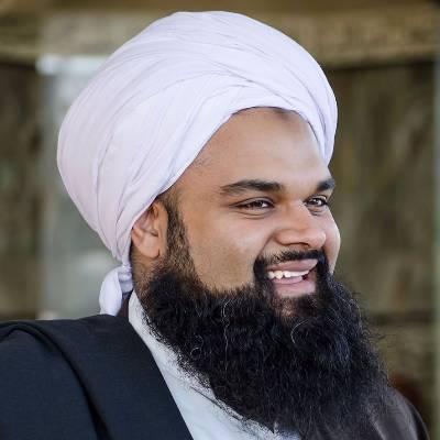 Imam Hamza Maqbul Headshot