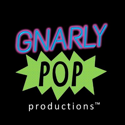 Gnarly Pop Productions Headshot