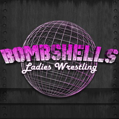 BOMBSHELLS Ladies Wrestling Headshot