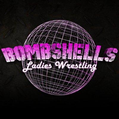 BOMBSHELLS Ladies Wrestling