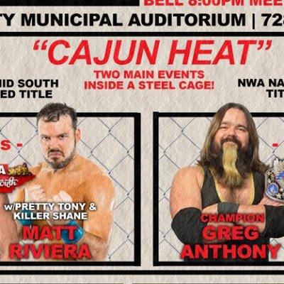 Cajun Heat I & II