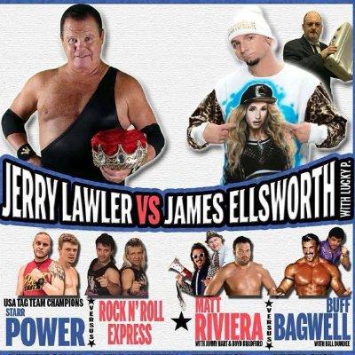 USA Championship Wrestling: Live at Oman Arena
