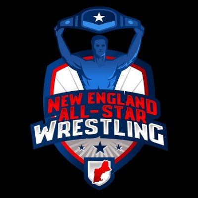 New England All-Star Wrestling Headshot