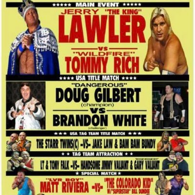 USA Championship Wrestling: Live in Henderson