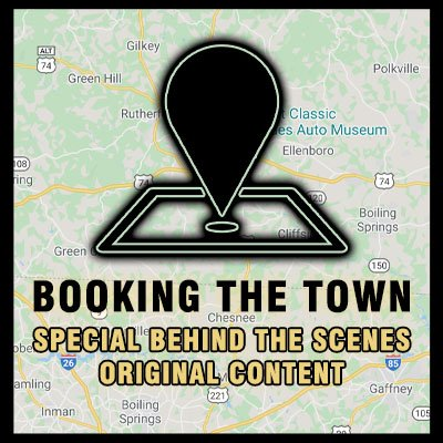 Booking the Town