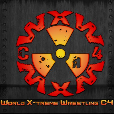 World X-treme Wrestling C4 Headshot