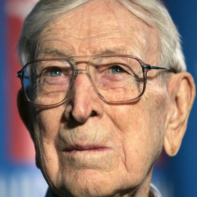 John Wooden Headshot