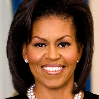 Michelle Obama Headshot
