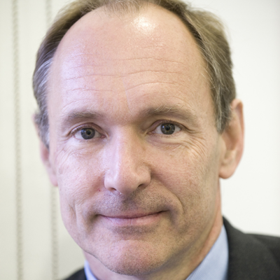Tim Berners Lee Headshot