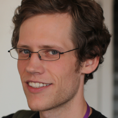 Christopher Poole Headshot
