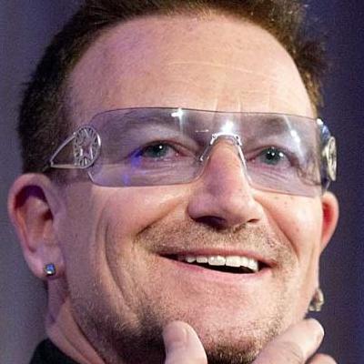 Bono Headshot