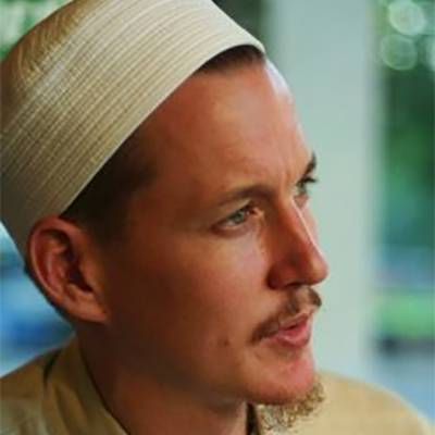 Shaykh Yahya Rhodus Headshot