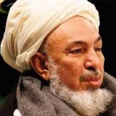 Shaykh  Abdalla Bin Bayyah