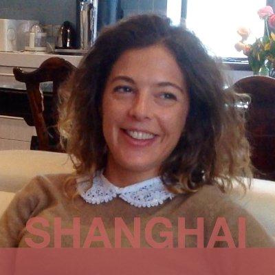 SHANGHAI: Solveig from France.