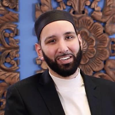 Imam Omar Suleiman Headshot