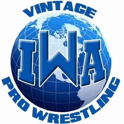 IWA Vintage Pro Wrestling Headshot