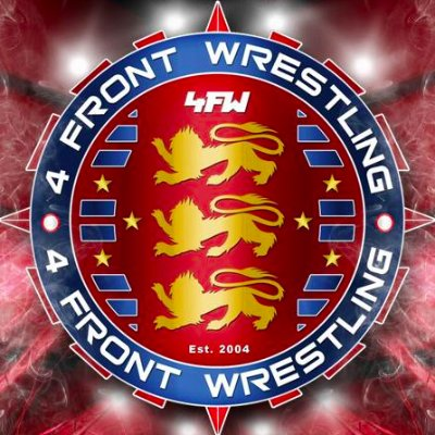 4 Front Wrestling Headshot