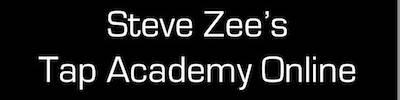 Steve Zee's Tap Academy Online