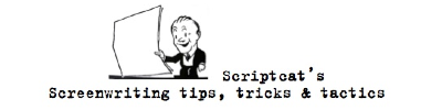 Scriptcat's screenwriting tips, tricks & tactics