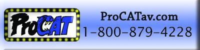 ProCAT Audio Video Productions