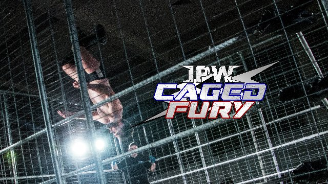 IPW - Caged Fury - 2017