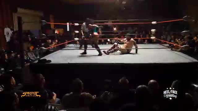 Non Tournament Match: Thunder Rosa vs Scoot Robertson (with Donovan Troi)
