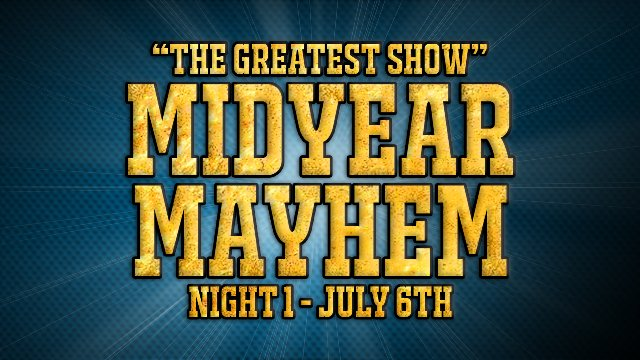 SHWA Midyear Mayhem Night 1