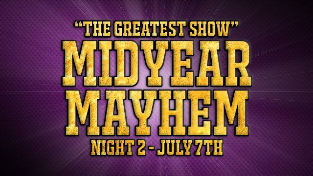 SHWA Midyear Mayhem Night 2
