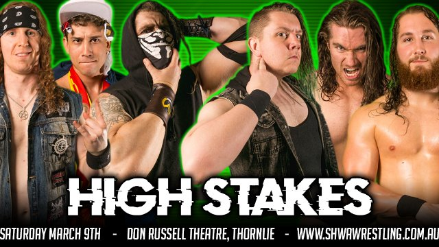 SHWA High Stakes 2019