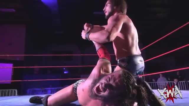 JT Dunn vs Johnny Gargano