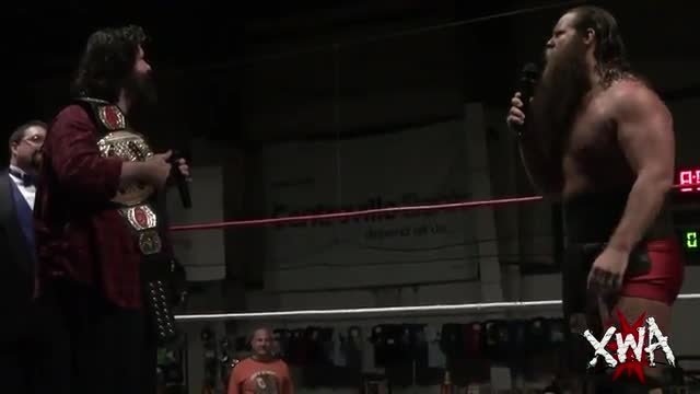 Mick Foley In-Ring Segment