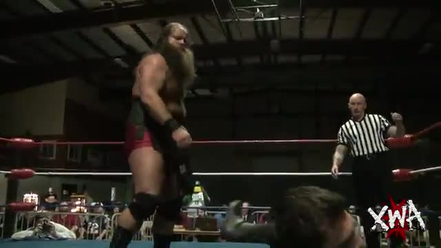 XWA Championship - Warbeard Hanson vs David Starr