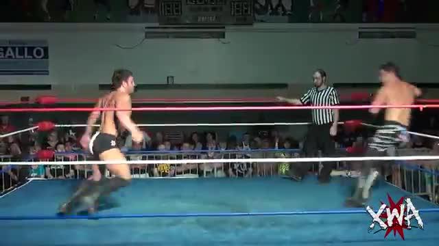 Eddie Edwards vs David Starr