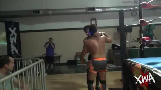 TK O'Ryan vs Antonio Atama