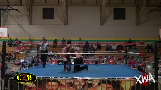 CZW Championship - Biff Busick (Oney Lorkin) vs Brian Fury