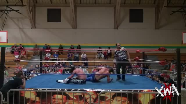 Jason Blade vs Matt Sydal