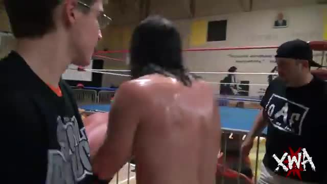 JT Dunn vs Paul London