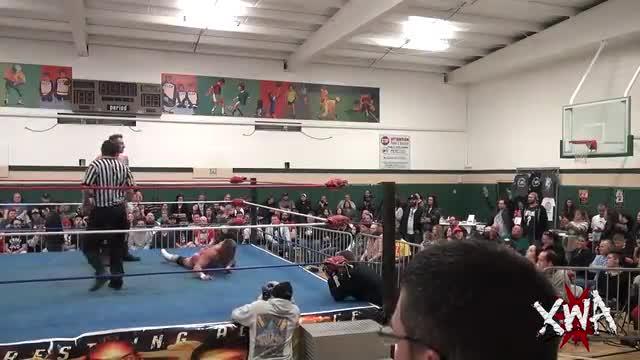 Mikey Webb vs Dijak w/ DG Haven