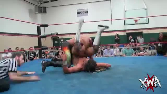 AR Fox vs CJ Parker