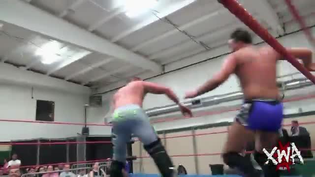 Jay Freddie vs Antonio Atama