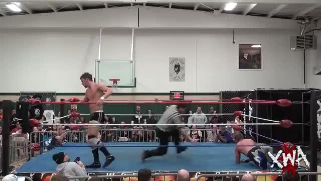 Scotty Slade vs TK O'Ryan